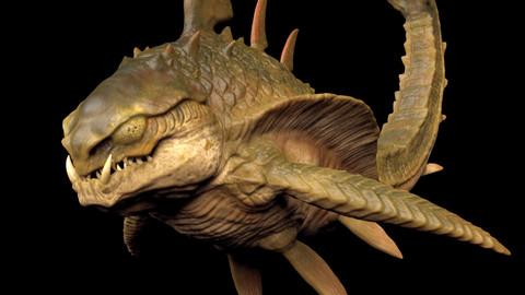 Deep Sea Creature Rig