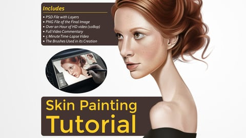 Skin Painting Tutorial