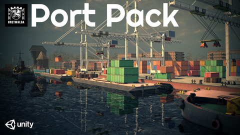 Port Pack (Unity3D package)