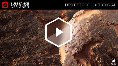 Desert Bedrock | Substance Designer Tutorial