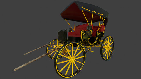 Carriage - PBR
