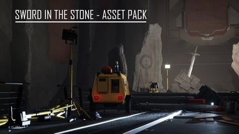 Sword in the Stone - Asset Pack