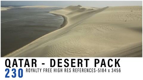 QATAR - DESERT PACK