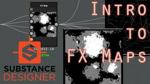 Substance Designer - Intro to FX Maps