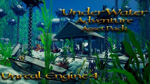 Underwater Adventure Asset Pack