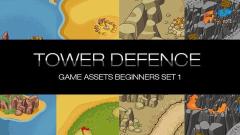 Tower Defence Game Assets