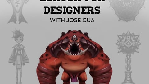 Sketching in Zbrush for Designers