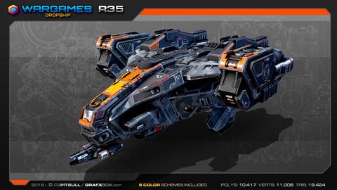 DropShip R35