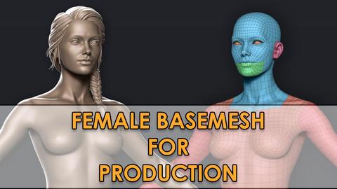 Female Basemesh V2