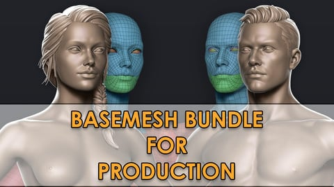 Basemesh Bundle V2