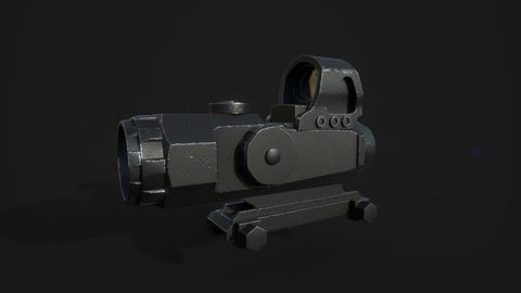 Game Ready Scope RCO