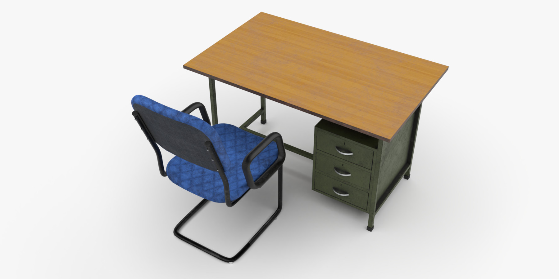 Office Table Chair Set Ets