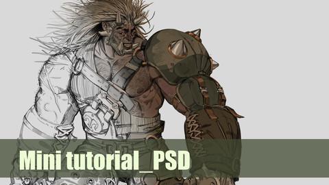 Darius& ayoi_ Mini tutorial