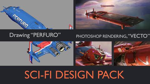 Sci-Fi Design Pack
