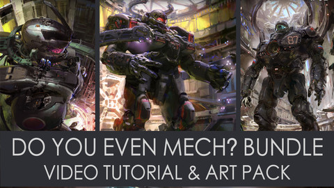 Do you even Mech? BUNDLE