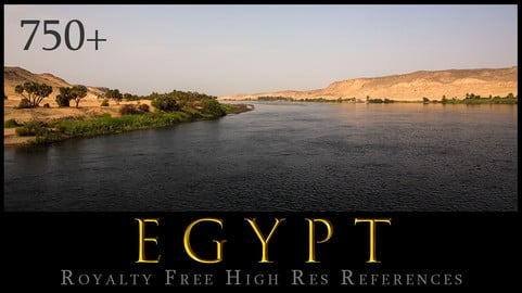 Egypt Environment Reference Pack