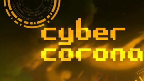 Cyber Corona Brushes.