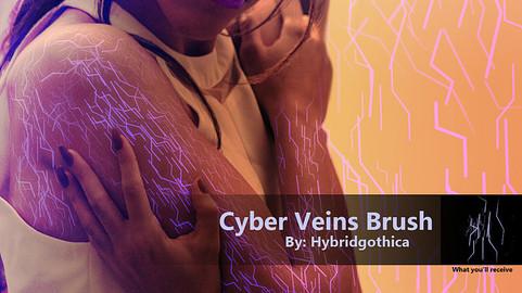 Cyber Veins Brush.