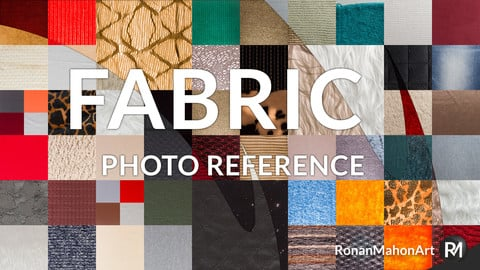 4K Fabric Photo Reference