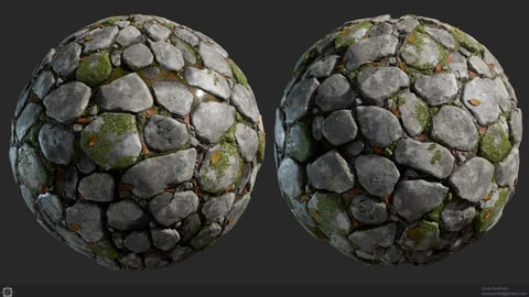 Substance Cobble Ground