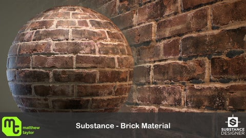 Substance - Bricks Material