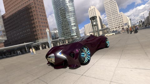 Mercedes Alienware I