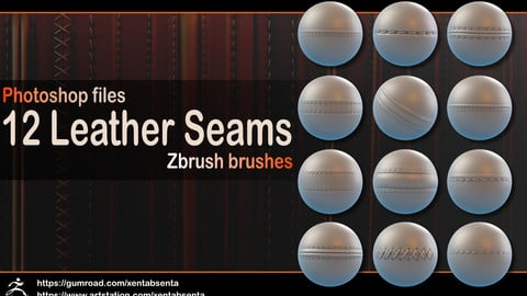 Leather Seams