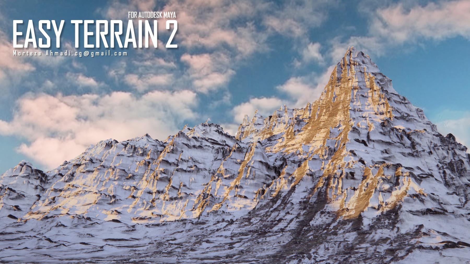 Morteza Ahmadi - Easy Terrain 2