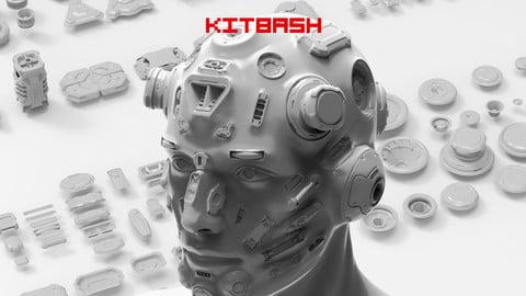 Cyber Chunks kitbash