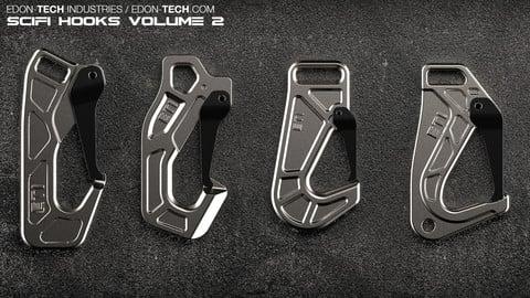 SCIFI Hooks Volume 2