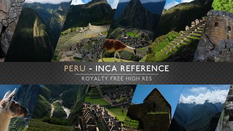 REFERENCE PACK - PERU INCA