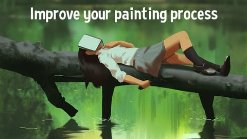 Improve your painting process