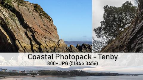 Coastal Photopack - Tenby 800+ images