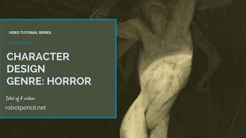 Character Design - Horror Genere