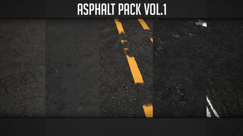 Asphalt pack Vol.1