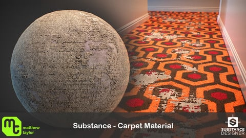 Substance - Carpet Material