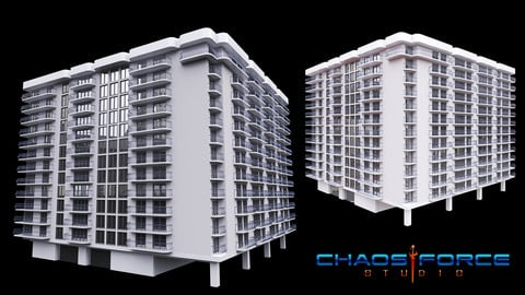 ArtStation - 3D Modeling for Printing 1 - Buildings, Ricardo P  da Silva