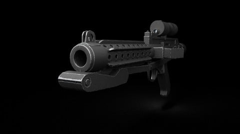 E-11 Blaster Rifle (Star Wars)