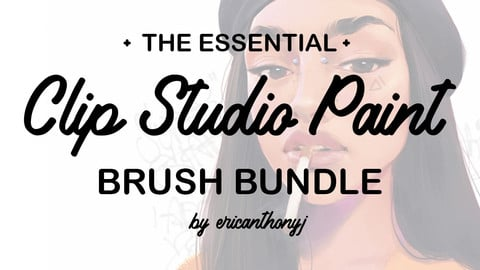 Clip Studio Paint - Brush Bundle
