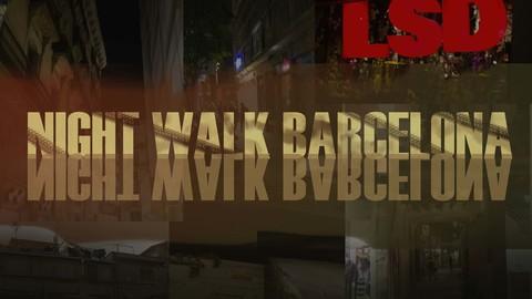 PHOTOPACK REFERENCES - NIGHT WALK BARCELONA -
