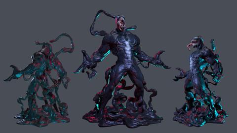 Symbiote called Venom
