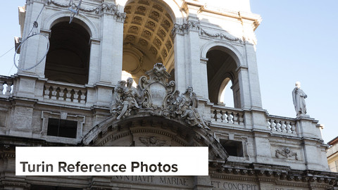 Reference Photos: Turin, Italy