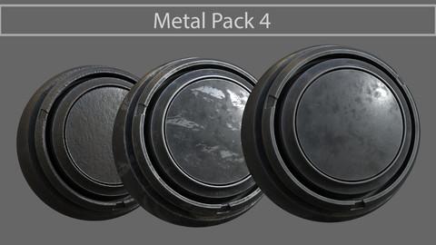 Metal Smart Material Pack 4