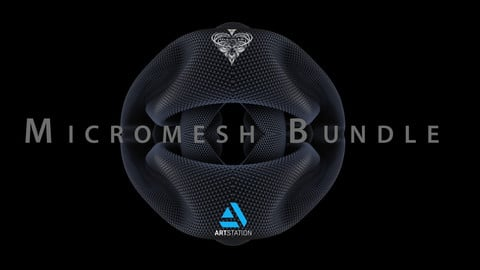 Random Micromesh Bundle 50 Piece