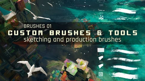 Custom Brushes and Tools Presets