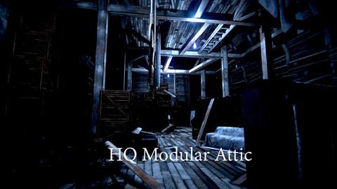 HQ Modular Attic