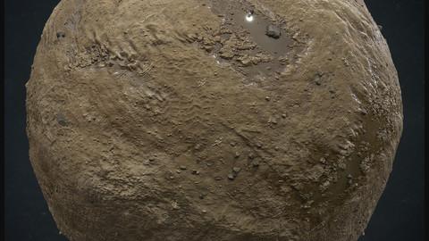 Mud Soil - Substance Designer
