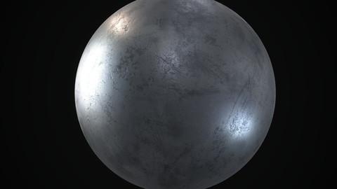 Oxidised Aluminium  .sbs .sbsar Substance