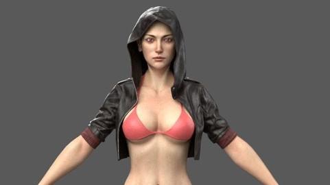 GunGirl model