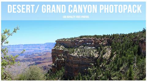 Desert/Grand Canyon Photopack